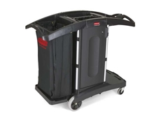 Model 9T76 Rubbermaid housekeeping cart