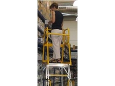 Stockmaster Navigator platform ladder