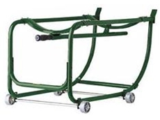 The tilting drum cradle from R J Cox Engineering