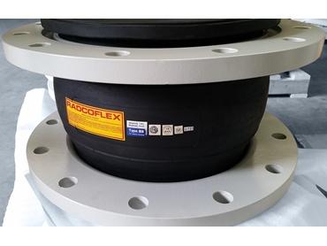 Flexible Rubber Expansion Joints by RADCOFLEX Australia