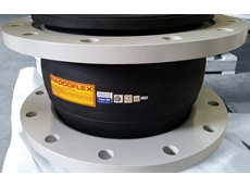 Flexible Rubber Expansion Joints by RADCOFLEX Australia