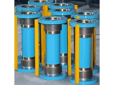 RADCOFLEX Metal Expansion Joints - Fabricated to Absorb Movements in and Forces Exerted on Pipelines