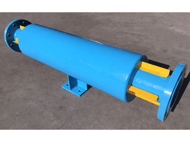Double Axiline Expansion Joint