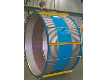 Extra Large Metal Expansion Joint