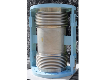Hinged Double Expansion Joint