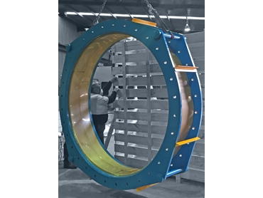 Large Tied Single Expansion Joint