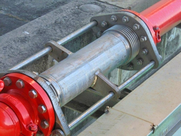 Tied Universal Expansion Joint In Action