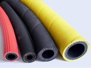 Air Hoses Rubber Braided