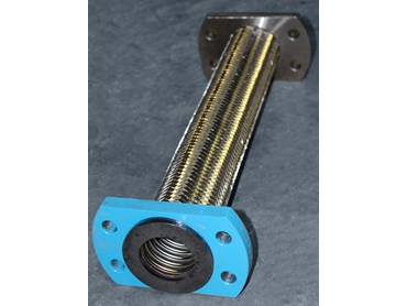Parcor Braided Hose wth 2 Floating 1 Fixed Flange