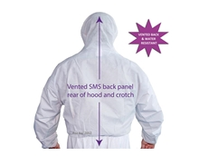 Disposable Protective Coveralls from RCR International