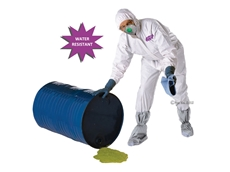 Disposable protective coveralls from RCR - Hazguard MP5