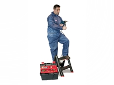 Disposable protective coveralls from RCR - Hazguard PP