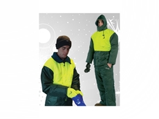 Free shipping is currently being offered on the Pro-Val freezer pants and jackets range