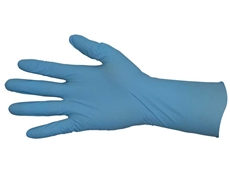 Nite Long nitrile examination glove
