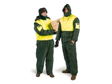 Reduce hazards in cold working conditions with Pro-Val freezer wear from RCR International