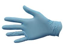 Super soft nitrile glove