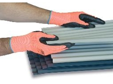 Tufflex level 5 cut resistant gloves