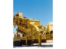Mobile Screening Plants offered by RCR Tomlinson