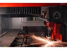 Bystronic Byspeed 5200 watt laser cutting machine