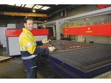 RCR Laser's In-House Laser Cutting Technology