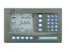 Loadmaster 9000 on-board weighing systems