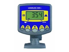 The Loadlog 500+ Weighing System from RDS Australia