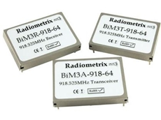 Radiometrix BiM family of Radio Modules
