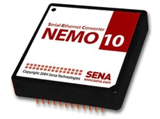 Sena Nemo10 Embedded Device Server module