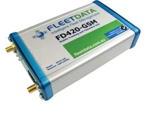 The FleetData FD420 online tracking and telemetry control device