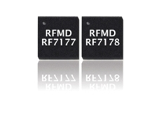 The RF7178 and RF7177 front end modules