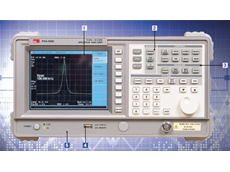 RF Parts Australia's PSA-6000 spectrum analysers