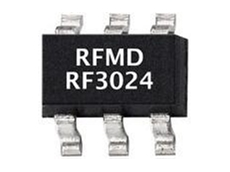 RF3024 SPDT switch for battery powered applications