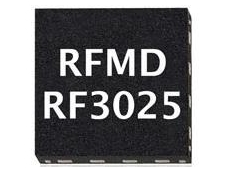 RF3025 SPDT absorptive switch