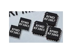 RF386X series low noise amplifier