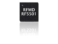 RF5501 3.3 V, Switch AND LNA Front End Solution