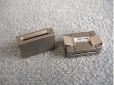 Laird's Rectangular EMI Ferrite Cores from RFI Industries