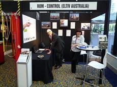 Rom-Control recently exhibited their electronic repair and refurbishment services at the National Electrical Maintenance and Safety Conference