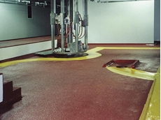 Abattoir flooring
