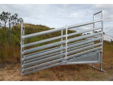 4 meter loading cattle ramp