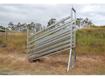 3 meter loading cattle ramp