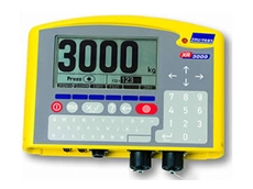 The Tru Test XR3000 stores the weight and statistics of upto 50,000 individual animals, providing a range of statistics, reports, graphs and predictions