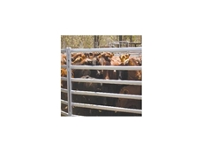 Yard Panel - Heavy Duty Cattle Rail Panel