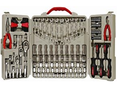 148 piece Crescent tool set available from RS Components