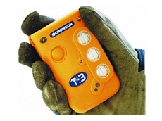 Crowcon Tetra 3 personal gas detector