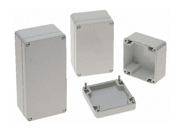 ABS grey box enclosures