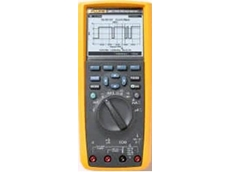 The Fluke-287 True-RMS Electronics Logging Multimeter