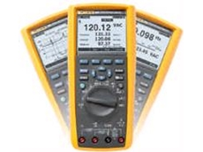 The Fluke-289 industrial logging multimeters