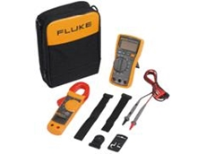 The Fluke Electrician's combo kit