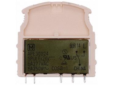 Interface relay module tesst plug