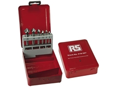 6 piece countersink set